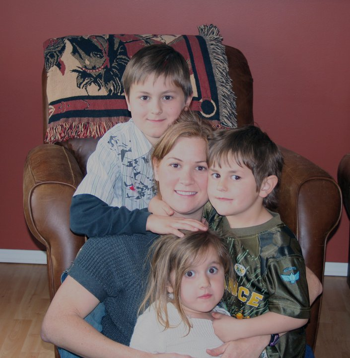 Heather, Mother of Three From Ontario, Canada